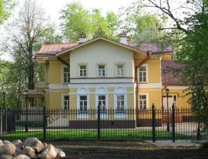 Дом-музей И. А. Милютина