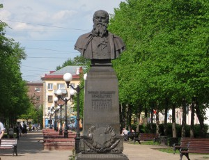 Памятник В. В. Верещагину