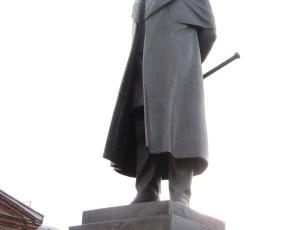 Памятник городскому голове И. А. Милютину